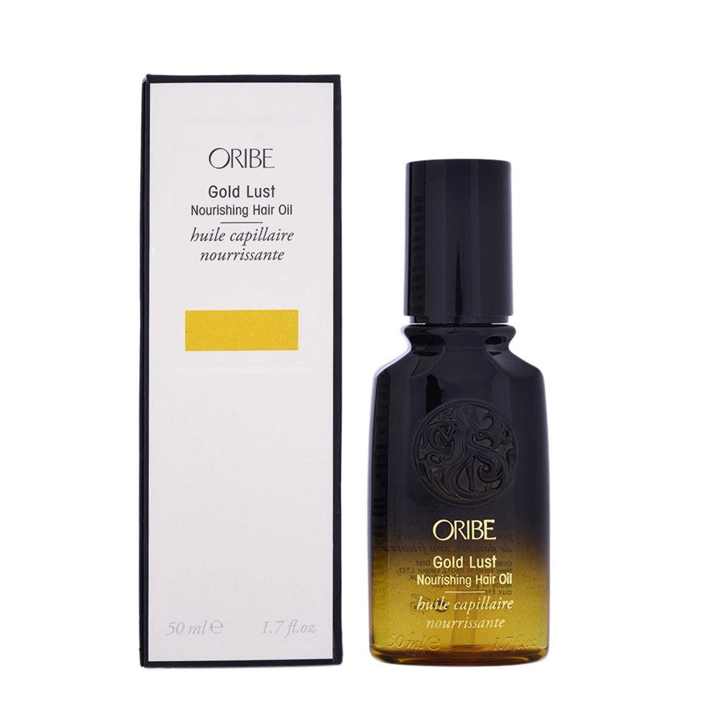 Oribe Gold Lust Nourishing Hair Oil Travel size 50ml - aceite hidratante
