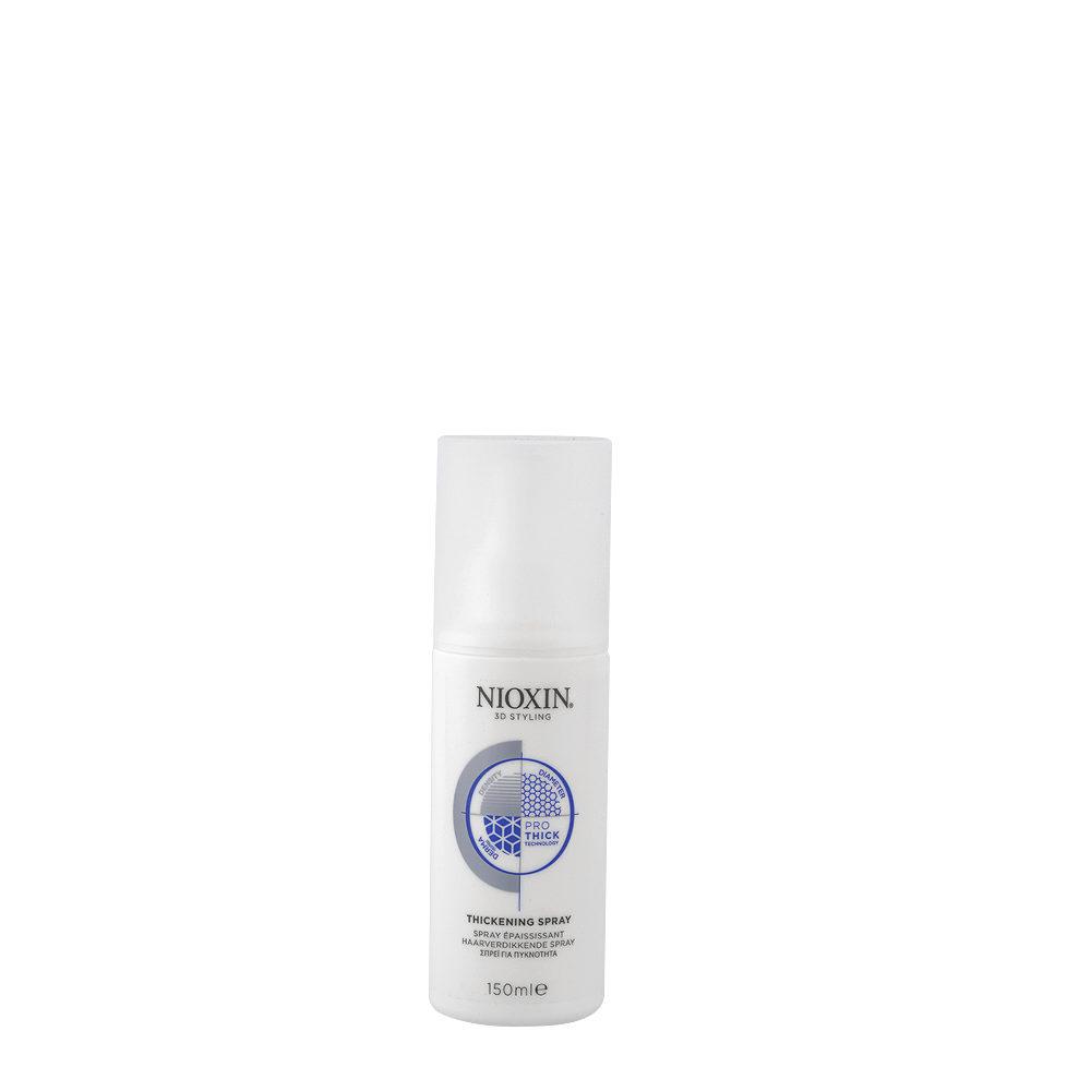Nioxin 3D Styling Thickening Spray 150ml - Spray volumen