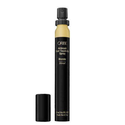 Oribe Styling Airbrush Root Touch-Up Spray Blonde 30ml - corrector raiz rubio