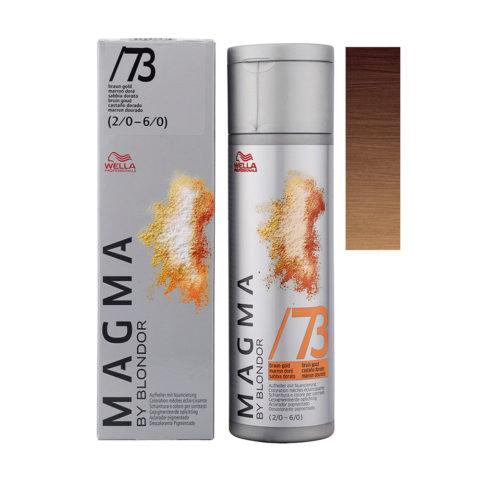 /73 Castaño dorado Wella Magma 120gr