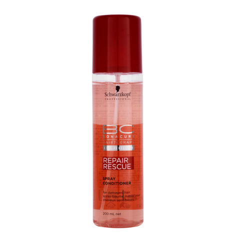 Schwarzkopf BC Bonacure Repair Rescue Spray Conditioner 200ml - Acondicionador Nutritivo