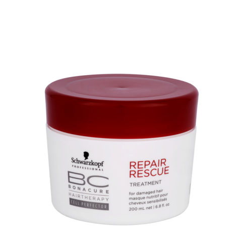 Schwarzkopf BC Bonacure Repair Rescue Treatment 200ml - Tratamiento reparador