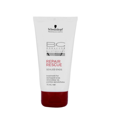 Schwarzkopf BC Bonacure Repair Rescue Sealed Ends 75ml - Sérum para las puntas