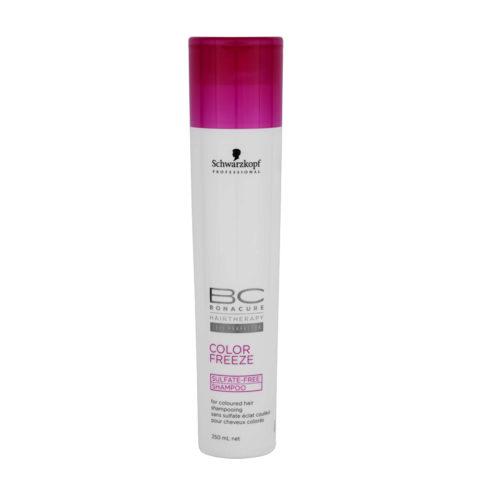 Schwarzkopf BC Bonacure Color Freeze Sulfate Free Shampoo 250ml