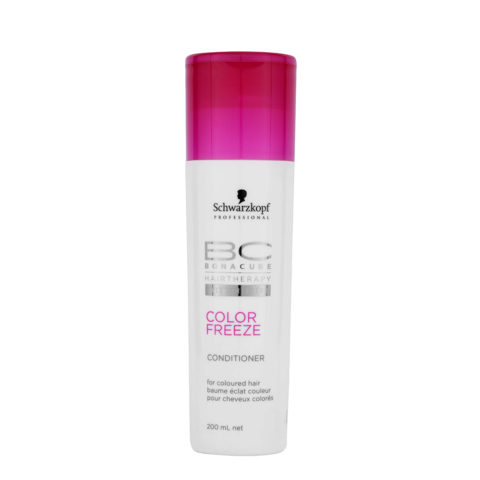 Schwarzkopf BC Bonacure Color Freeze Conditioner 200ml - acondicionador para cabello coloreado