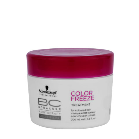 Schwarzkopf BC Bonacure Color Freeze Treatment 200ml - Tratamiento reparadore para cabello coloreado