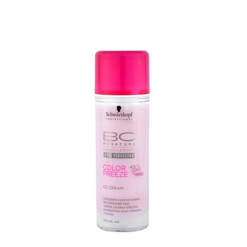 Schwarzkopf BC Bonacure Color Freeze CC Control Cream 150ml - Tratamiento con protección térmica