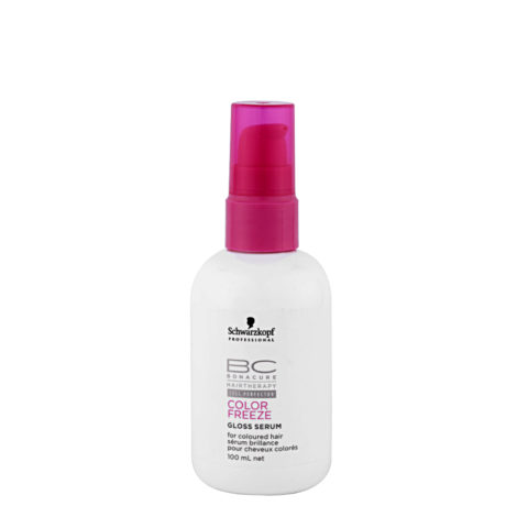 Schwarzkopf BC Bonacure Color Freeze Gloss Serum 100ml - Sérum iluminador