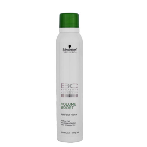 Schwarzkopf BC Bonacure Volume Boost Perfect Foam 200ml - espuma volumizadora