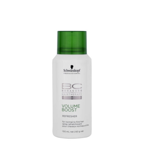Schwarzkopf BC Bonacure Volume Boost Refreshner 100ml - Spray fresco