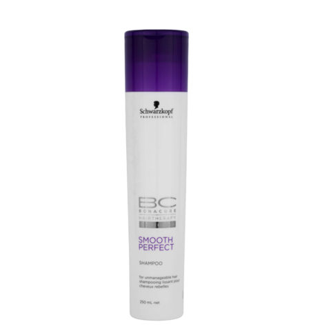 Schwarzkopf BC Bonacure Smooth Perfect Shampoo 250ml - Champú disciplinante
