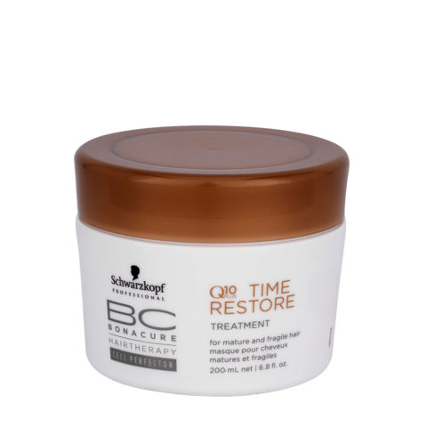 Schwarzkopf BC Bonacure Time Restore Treatment 200ml - Tratamiento fortificante