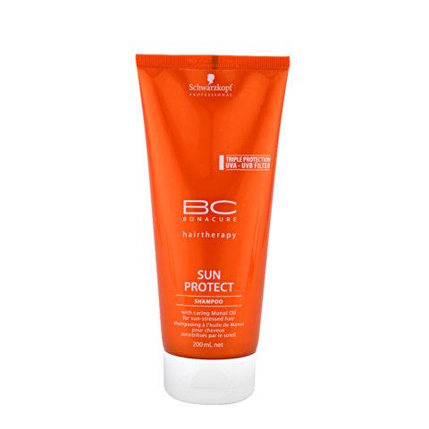 Schwarzkopf BC Bonacure Sun Protect Shampoo 200ml - champú de hidratación