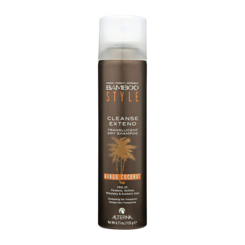 Alterna Bamboo Style Cleanse extend Mango Coconut 135gr - champù seco