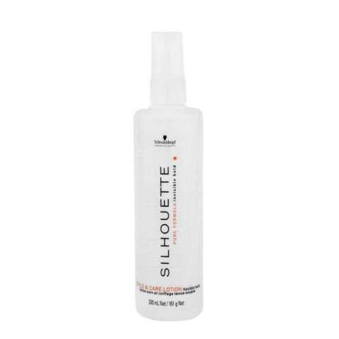 Schwarzkopf Silhouette Flexible Hold Styling & Care Lotion 200ml - loción voluminizadora