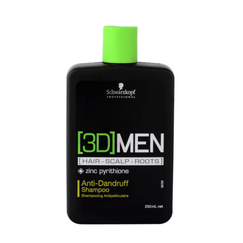 Schwarzkopf [3D]men Care Anti-Dandruff Shampoo 250ml