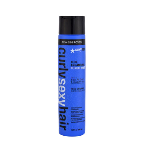 Curly Sexy Hair Sulfate-Free Curl Defining Conditioner 300ml
