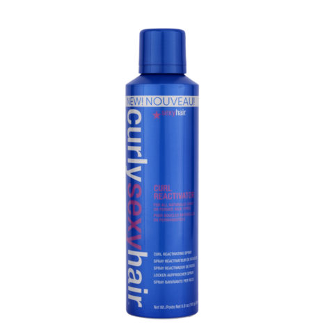 Curly Sexy Hair Curl Reactivator Spray 200ml
