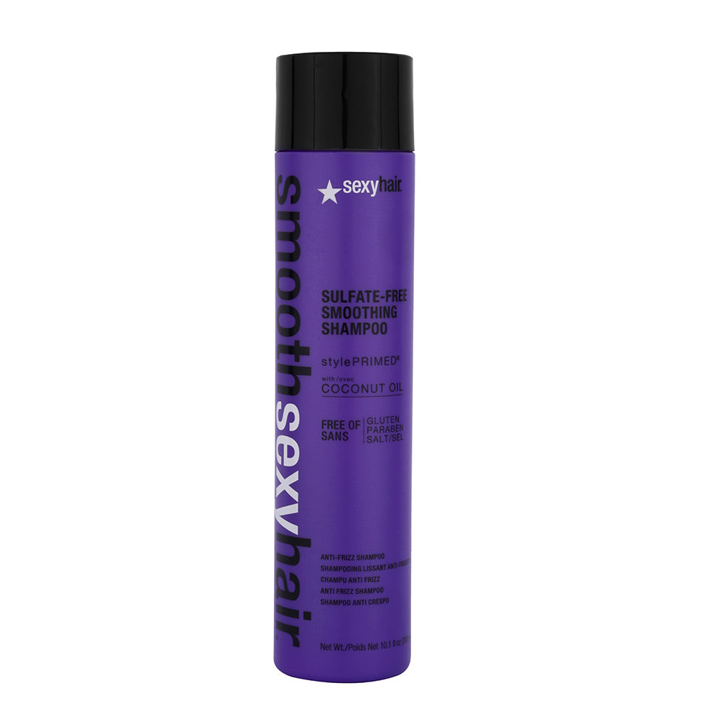 Smooth Sexy Hair Sulfate-Free Smoothing Shampoo 300ml