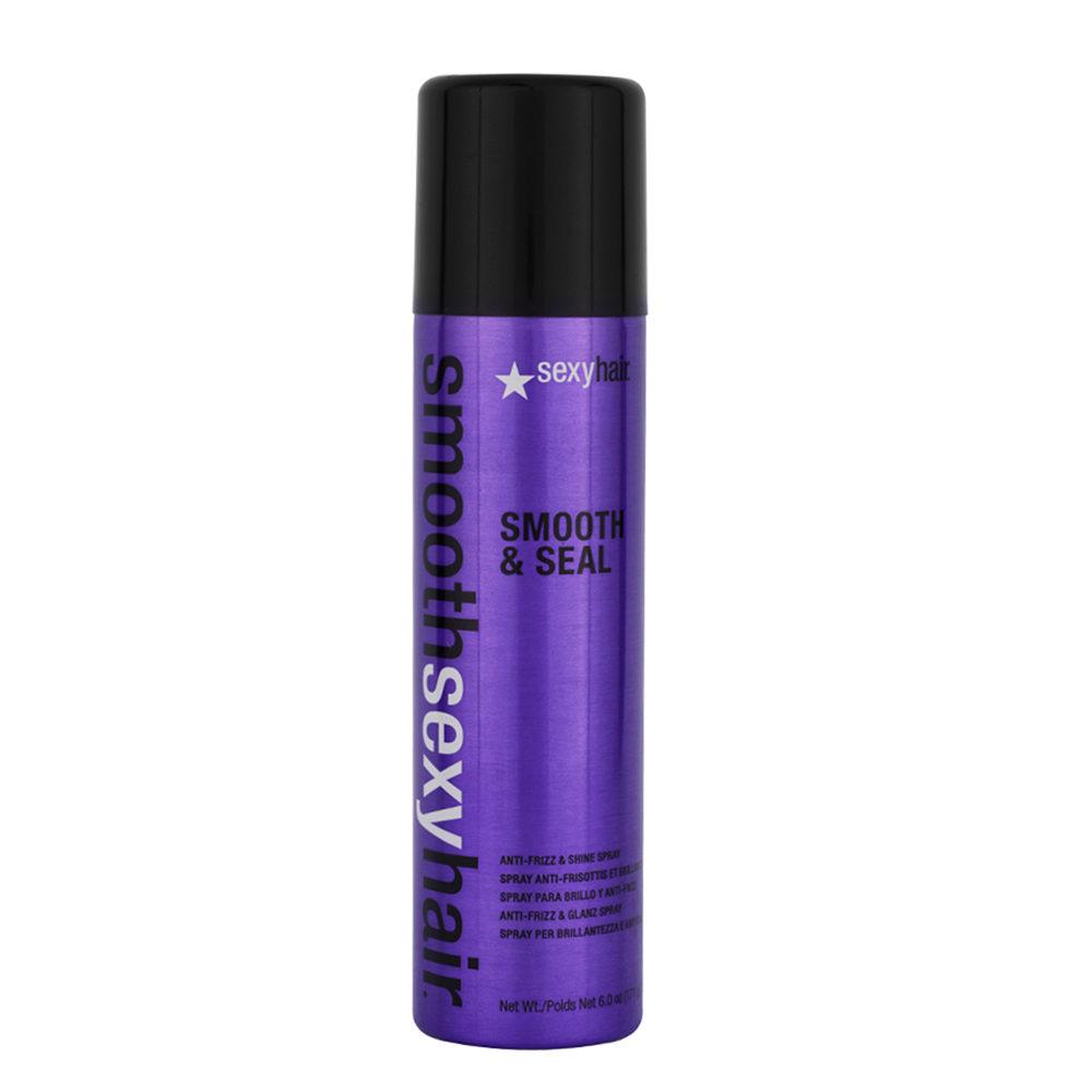 Smooth Sexy Hair Smooth & Seal Anti-frizz & Shine Spray 225ml
