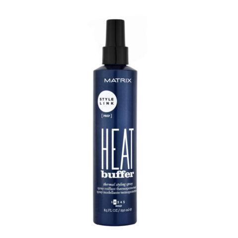 Matrix Style link Prep Heat buffer Heat protection hair spray 250ml