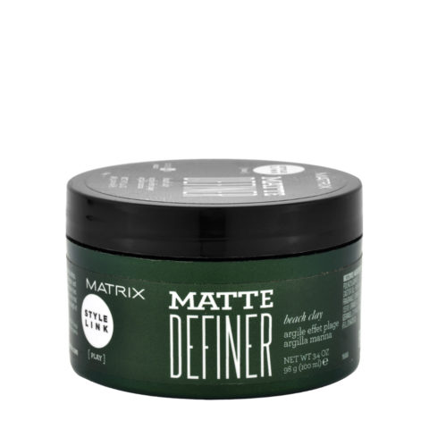 Matrix Style link Play Matte definer Beach clay 100ml