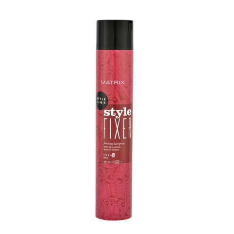 Matrix Style link Perfect Style fixer Hairspray 400ml