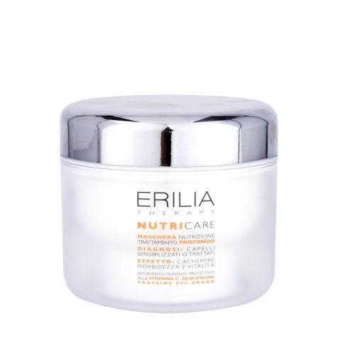 Erilia Nutri care Maschera nutrizione trattamento profondo 200ml - mascarilla