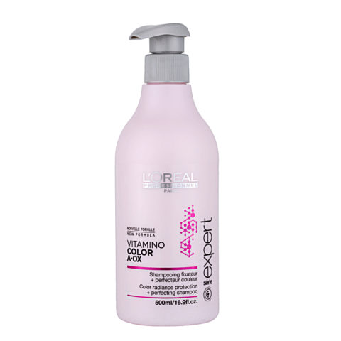 L'Oreal Vitamino color A-OX shampoo 500ml
