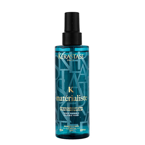 Kerastase Styling Materialiste 195ml - spray en gel engrosante global