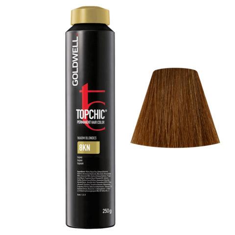 8KN Topacio Goldwell Topchic Warm blondes can 250gr