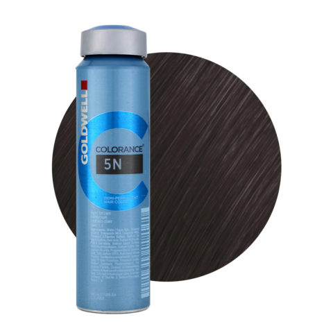 5N Castaño Claro Goldwell Colorance Naturals Can 120ml