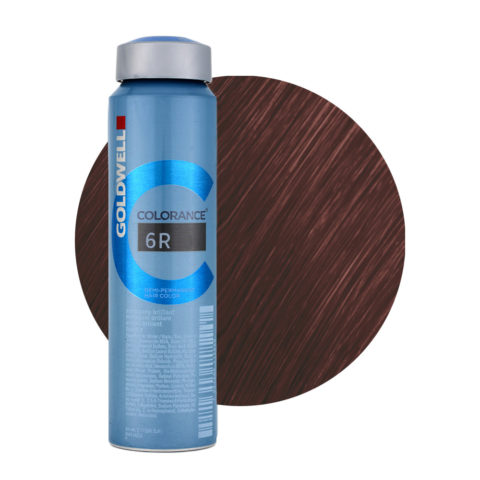 6R Caoba Brillante Goldwell Colorance Cool Reds Can 120ml