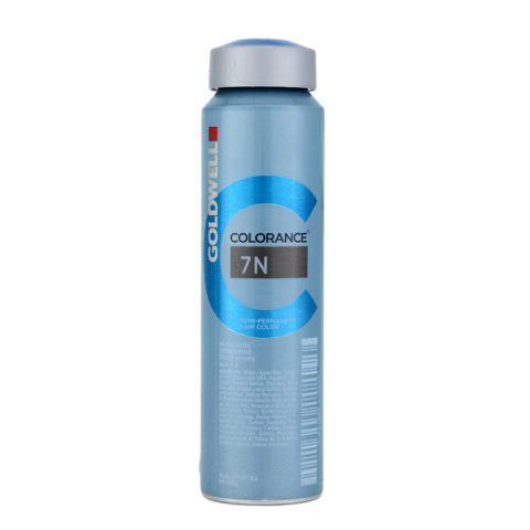 7N Rubio Medio Natural Goldwell Colorance Naturals can 120ml