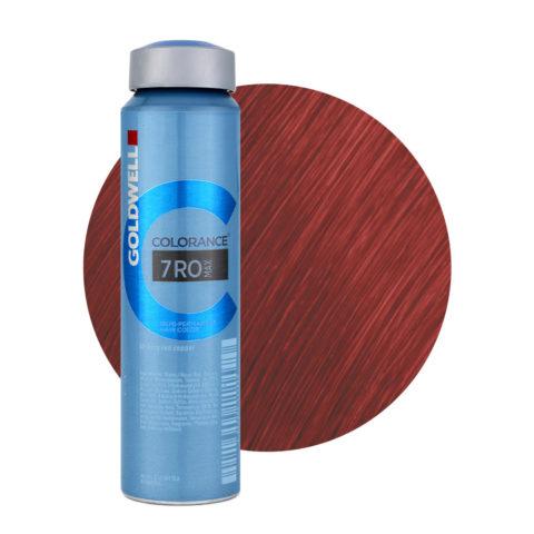 7RO MAX Cobre Rojo Llamativo Goldwell Colorance Warm reds can 120ml