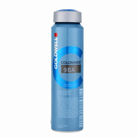 9BA Smoky beige claro Goldwell Colorance Cool blondes can 120ml