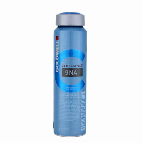 9NA Rubio Ceniza Natural Muy Claro Goldwell Colorance Cool blondes can 120ml