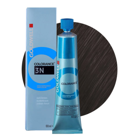 3N Castaño oscuro Goldwell Colorance Naturals tb 60ml