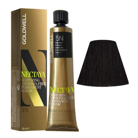 5N Castaño claro Goldwell Nectaya Naturals tb 60ml