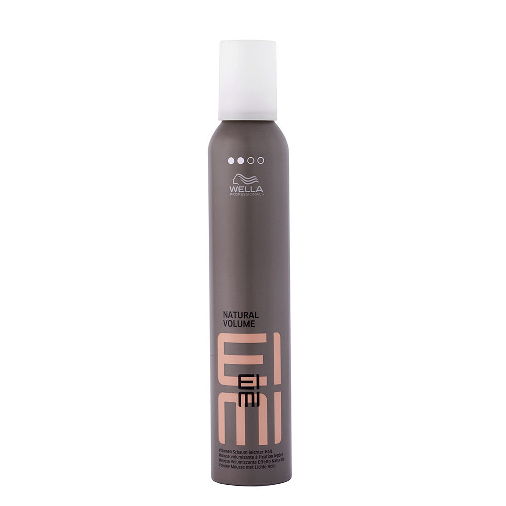 Wella EIMI Natural volume Styling mousse 300ml - espuma voluminizadora