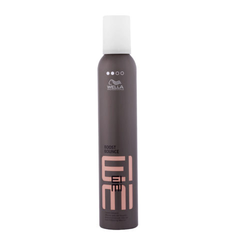 Wella EIMI Volume Boost bounce Mousse 300ml - espuma potenciadora de rizos