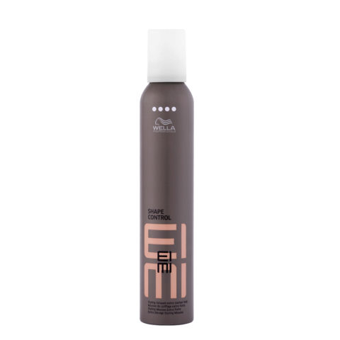 Wella EIMI Volume Shape control Extra strong mousse 300ml - espuma fuerte