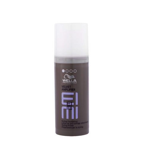 Wella EIMI Smooth Velvet amplifier 50ml - primer de peinado alisante