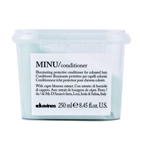 Davines Essential hair care Minu Conditioner 250ml - Acondicionador ilumindaor