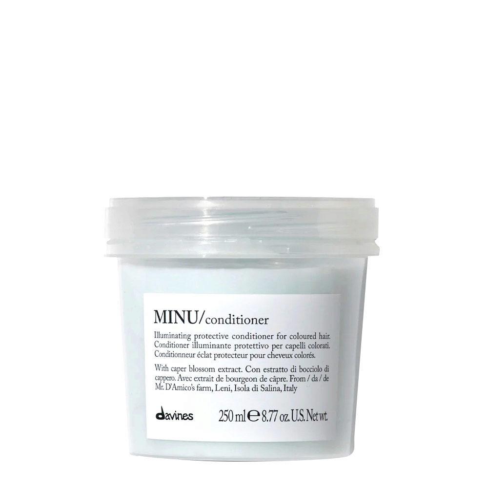 Davines Essential hair care Minu Conditioner 250ml - Acondicionador ilumindaor