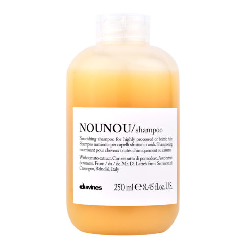 Davines Essential hair care Nounou Shampoo 250ml - Champú nutritivo