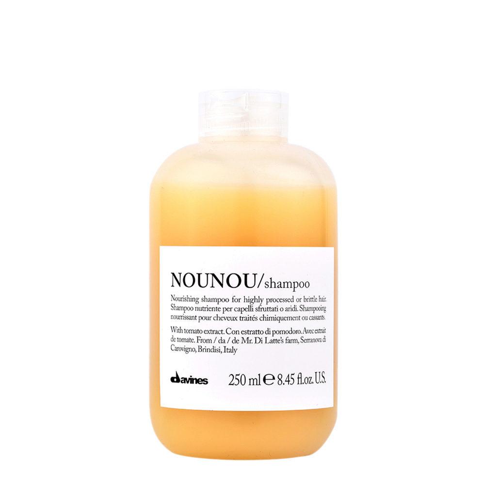 Davines Essential hair care Nounou Shampoo 250ml - Champú nutritivo