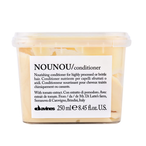 Davines Essential hair care Nounou Conditioner 250ml - Acondicionador Nutritivo