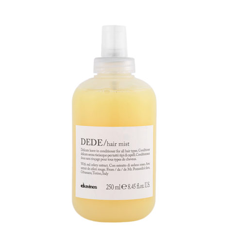 Davines Essential hair care Dede Hair Mist 250ml - Acondicionador spray delicado sin aclarado