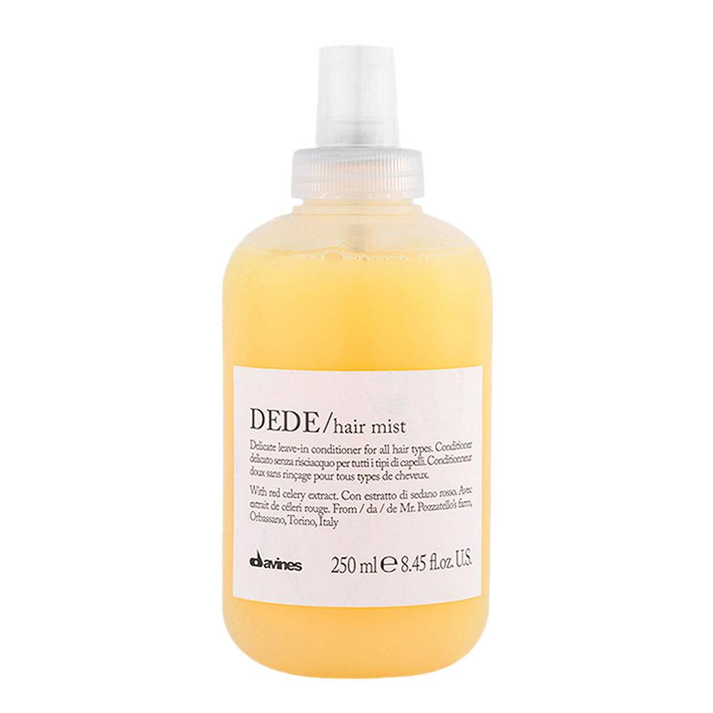 Davines Essential hair care Dede Hair Mist 250ml - Acondicionador spray delicado sin aclarado